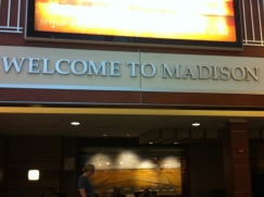 welcome to Madison